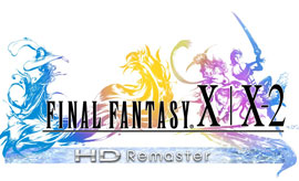Logo de Final Fantasy X | X-2 HD Remaster